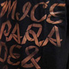 "T-Shirts ""Mice Parade & Him Japan Tour"" 2004 - Afterhours"